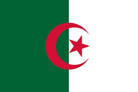 Visados para Argelia