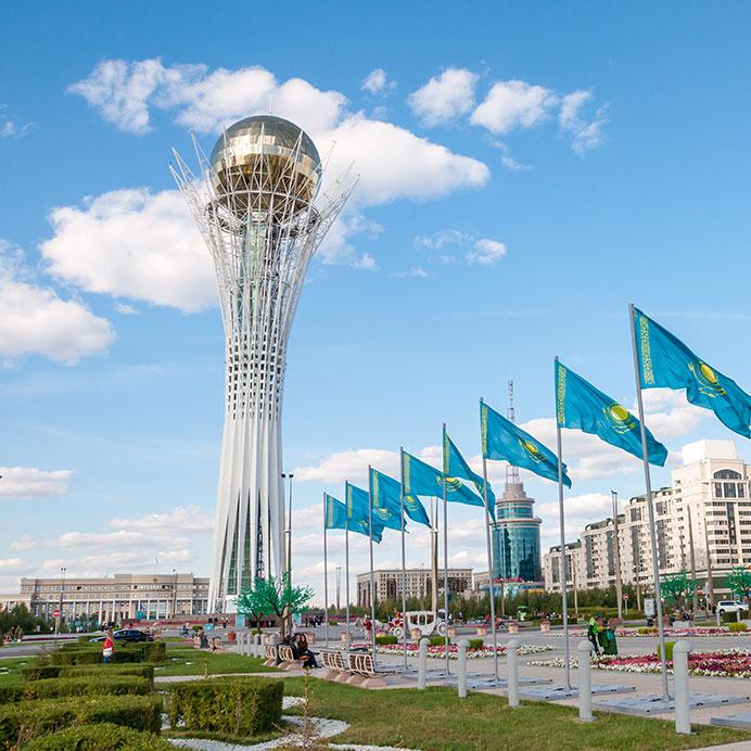 Kazajstan Astana