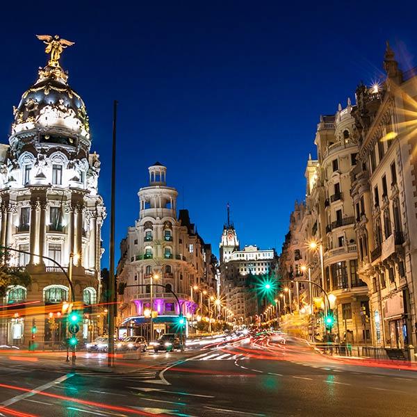 Mensajería en Madrid
